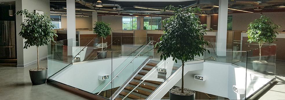 Interior landscape los angeles indoor plants for office - Interior design companies los angeles ...