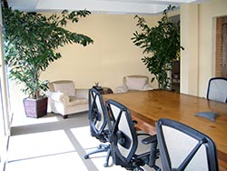 Indoor Plants in a Los Angeles Office Building, by Pacific Plants, a Los Angeles plant company.